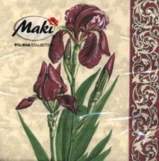 Dunkle Iris