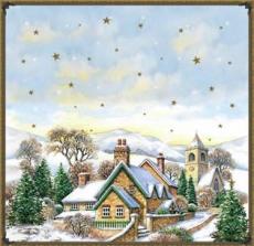 weihnachtlicher Ausblick
