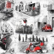 Italienisches Flair, Venedig, Toscana