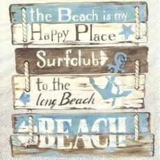 Strandschilder