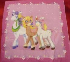 3 hübsche Ponys - 3 Pretty Ponies