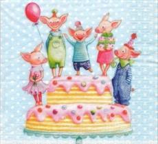 Eine Schweinefeier - Piggy Party