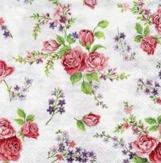 Kleine Rosensträußchen - Little rose bouquets - Petits petits bouquets de roses