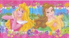 2 hübsche Blumenprinzessinen - 2 pretty flower princesses