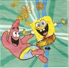 Happy Sponge Bob