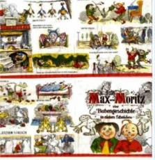 Max & Moritz - Fairy tale Max & Moritz - Contes Max et Moritz