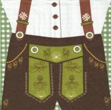 Bayerische Lederhose,Seppl