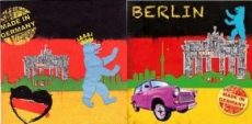 Berlin - Made in Germany - I love Berlin