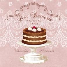 Kuchen, Torte, Cake, Gâteau, tarteLes Desserts - Paris