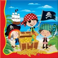 Das ist unser Piratenschatz