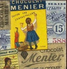 Chocolat Menier - Mädchen - Gril - Fille