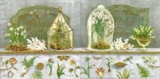 Gartenatelier &  Blumengalerie blaugrau - LAtelier au Jardin & Galerie des Fleurs