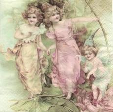 Engel - Feen - Elfen - Angels - Fairies - Elves - Anges - Fées - Lutins
