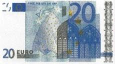 20 € Euro