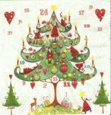 24 Tage bis Weihnachten - 24 days until Christmas - 24 jours avant Noël
