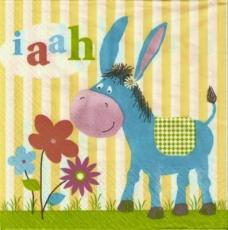Esel Emil - Donkey Emil - Âne Emil - Iaah