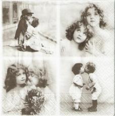 Nostalgische Collage von Kindern - Nostalgic Collage of children - Nostalgique Collage des enfants