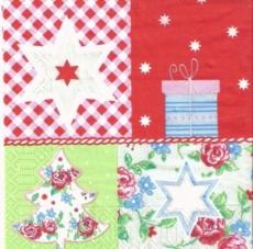 Blumige Weihnacht - flowery Christmas - fleurie de Noël