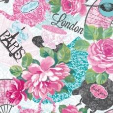 Blumen, Tee, Kaffee in London, Paris.... - Flowers, tea, coffee in all Capitals - Fleurs, thé, café dans toutes les capitales