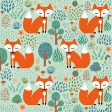 Scheuer Fuchs - Shy fox - timide renard