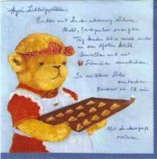 Asger - Backbär - Baking bear - ours cuisson