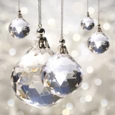 Elegante Weihnachtsdekoration - Elegant christmas decoration - Élégante décoration de Noël