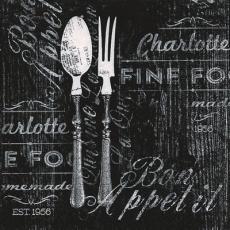 Besteck, Bon Appetit - Cutlery - Couverts