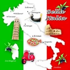 Schönes Italien - Pretty Italy - belle Italie - Bella Italia