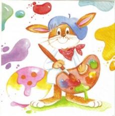 Hase Picasso - Rabbit Picasso - Le lièvre Picasso
