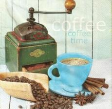 Zeit für einen Kaffee - Coffee time - Temps pour un café
