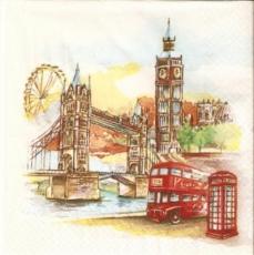 England, London, Big Ben, Tower Bridge...... - Angleterre, Londres