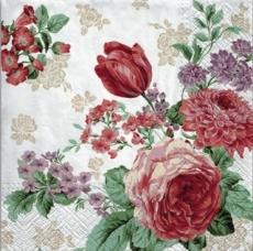 Blumen & Rosen, Tulpen, Astern..... - Flowers with Roses, Tulips, Asters ..... - Fleurs & Roses, tulipes, asters .....