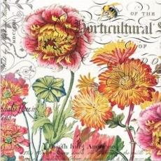 Bienen im Blütenmeer - Bees in a sea of flowers - Les abeilles dans une mer de fleurs
