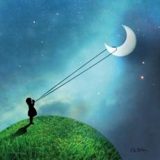Den Mond einfangen - Catching the Moon - Attraper la lune