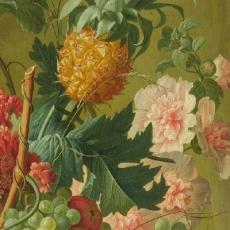 Opulenz an Früchten und Blumen - Opulence of fruits and flowers - Opulence de fruits et de fleurs