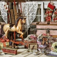 Gemütliches Zuhause um die Weihnachtszeit - Cosy home around christmas time - Maison accueillante autour du temps de Noël