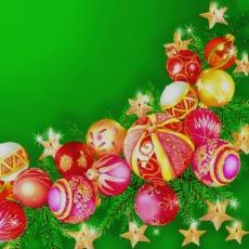 Wunderschöne Weihnachtsdekoration, Weihnachtskugeln - Beautiful Christmas decoration, Christmas balls - Belle décoration de Noël, boules de Noël