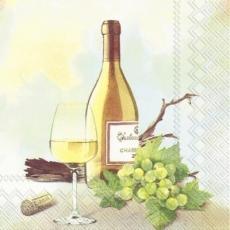 Helle Trauben, Weißweinn, Chateaux, Chardonnay - Grapes, white wine, Chateaux, Chardonnay - Raisins, vin blanc, Châteaux, Chardonnay