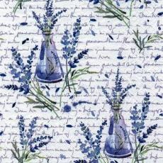 Lavendel In Vase lila - Lavender in vase, purple - Lavande dans un vase, violet