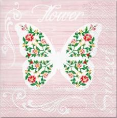 Blumenschmetterling - Flower butterly - Papillon fleur