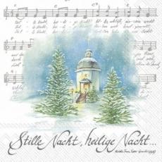 Noten, Stille Nacht, heilige Nacht - Sheet music, Silent Night, Holy Night - Partition, Silent Night, Holy Night