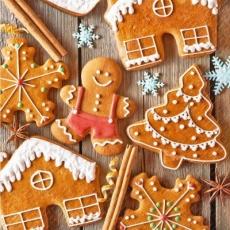 Lebkuchenallerlei - kinds of gingerbread - toutes sortes de pain d épices
