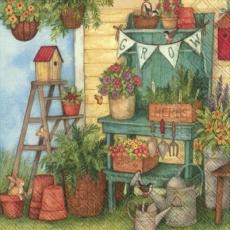 Mein wunderschöner Minigarten - My beautiful mini garden - Mon beau mini jardin