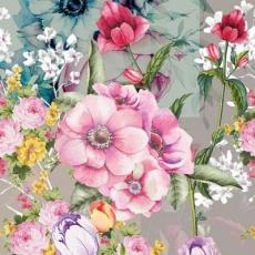 bunte Blumenvielfalt - colorful floral diversity - diversité florale colorée