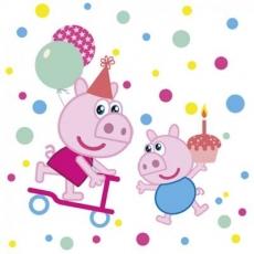 2 Schweine auf dem Weg zur Party - 2 pigs on the way to the party - 2 cochons sur le chemin de la fête