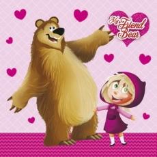 Masha & der Bär - Masha & the bear - Macha et l ours