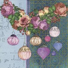 Baumschmuck & Rosen - Tree decorations & roses - Décorations d arbres et roses