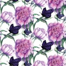 Rosen & Schmetterlinge - Roses & butterflies - Roses & Papillons