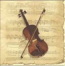 Musik, Noten, Geige, Violine - Music, score, violin - Musique, partition, violon
