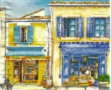 2 Geschäfte in Frankreich - 2 shops in france